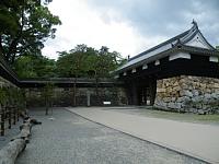 高知城 - 追手門(2)
