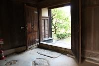 高知城 - 詰門を開けた所(1)