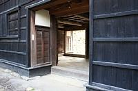 高知城 - 詰門を開けた所(2)