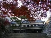 高知城 - 詰門