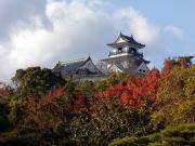 高知城 - 丸ノ内緑地より