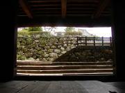 高知城 - 廊下橋から本丸
