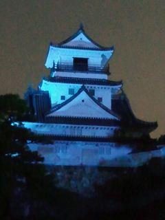 高知城ライトップ