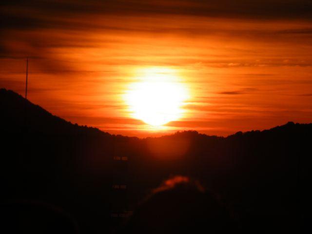 1月1日(火)初日の出